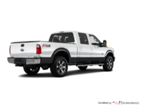 2016 Ford Super Duty F-250 LARIAT | Photo 2 | Oxford White / Magnetic