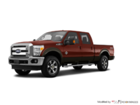 2016 Ford Super Duty F-250 LARIAT | Photo 3 | Bronze Fire / Caribou