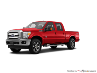 2016 Ford Super Duty F-250 LARIAT | Photo 3 | Race Red
