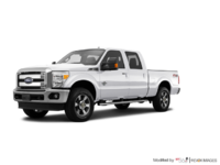 2016 Ford Super Duty F-250 LARIAT | Photo 3 | White Platinum