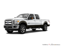 2016 Ford Super Duty F-250 LARIAT | Photo 3 | Oxford White / Caribou