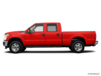 2016 Ford Super Duty F-250 XLT | Photo 1 | Race Red