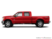2016 Ford Super Duty F-350 LARIAT | Photo 1 | Race Red