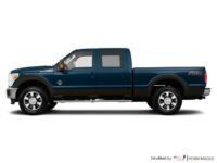 2016 Ford Super Duty F-350 LARIAT | Photo 1 | Blue Jeans / Caribou