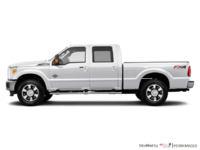 2016 Ford Super Duty F-350 LARIAT | Photo 1 | White Platinum