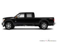 2016 Ford Super Duty F-350 LARIAT | Photo 1 | Shadow Black / Magnetic