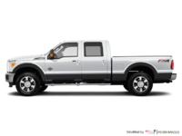 2016 Ford Super Duty F-350 LARIAT | Photo 1 | Oxford White / Magnetic