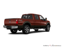 2016 Ford Super Duty F-350 LARIAT | Photo 2 | Bronze Fire / Caribou