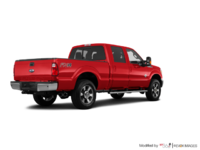 2016 Ford Super Duty F-350 LARIAT | Photo 2 | Race Red