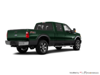 2016 Ford Super Duty F-350 LARIAT | Photo 2 | Green Gem / Magnetic