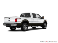 2016 Ford Super Duty F-350 LARIAT | Photo 2 | Oxford White / Caribou