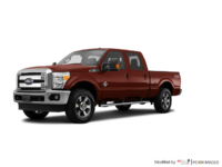 2016 Ford Super Duty F-350 LARIAT | Photo 3 | Bronze Fire