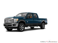2016 Ford Super Duty F-350 LARIAT | Photo 3 | Blue Jeans / Magnetic