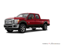 2016 Ford Super Duty F-350 LARIAT | Photo 3 | Ruby Red / Caribou
