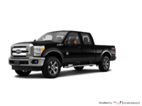 2016 Ford Super Duty F-350 LARIAT | Photo 3 | Shadow Black / Magnetic