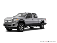 2016 Ford Super Duty F-350 LARIAT | Photo 3 | Ingot Silver / Magnetic