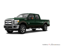 2016 Ford Super Duty F-350 LARIAT | Photo 3 | Green Gem / Caribou