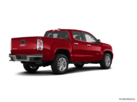2016 GMC Canyon SLT | Photo 2 | Cardinal Red