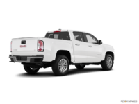 2016 GMC Canyon SLT | Photo 2 | Summit White