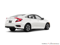 2016 Honda Civic Sedan DX | Photo 2 | Taffeta White