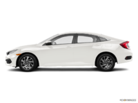 2016 Honda Civic Sedan EX-SENSING | Photo 1 | White Orchard Pearl