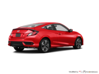 2016 Honda Civic Coupe EX-T | Photo 2 | Rallye Red