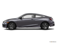 2016 Honda Civic Coupe LX-SENSING | Photo 1 | Modern Steel Metallic
