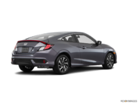2016 Honda Civic Coupe LX-SENSING | Photo 2 | Modern Steel Metallic