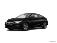 2016 Honda Civic Coupe LX-SENSING | Photo 3 | Crystal Black Pearl
