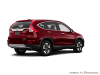 2016 Honda CR-V TOURING | Photo 2 | Basque Red Pearl II