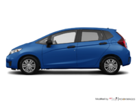 2016 Honda Fit DX | Photo 1 | Aegean Blue Metallic
