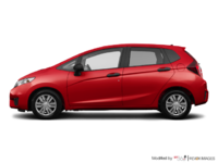 2016 Honda Fit DX | Photo 1 | Milano red