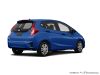 2016 Honda Fit DX | Photo 2 | Aegean Blue Metallic