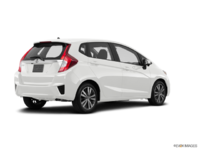 2016 Honda Fit EX | Photo 2 | White Orchid Pearl