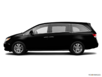 2016 Honda Odyssey EX-L RES | Photo 1 | Crystal Black Pearl