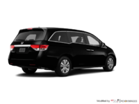 2016 Honda Odyssey EX-L RES | Photo 2 | Crystal Black Pearl
