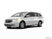 2016 Honda Odyssey EX-L RES | Photo 3 | White Diamond Pearl