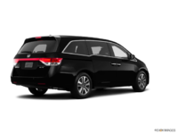 2016 Honda Odyssey TOURING | Photo 2 | Crystal Black Pearl