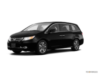 2016 Honda Odyssey TOURING | Photo 3 | Crystal Black Pearl