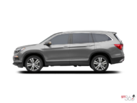 2016 Honda Pilot EX-L NAVI | Photo 1 | Lunar Silver Metallic