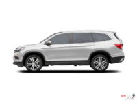2016 Honda Pilot EX-L NAVI | Photo 1 | White Diamond Pearl