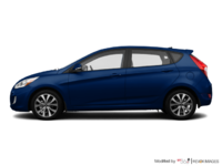 2016 Hyundai Accent 5 Doors GLS | Photo 1 | Pacific Blue
