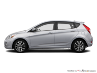 2016 Hyundai Accent 5 Doors GLS | Photo 1 | Ironman Silver