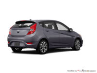 2016 Hyundai Accent 5 Doors GLS | Photo 2 | Triathlon Grey
