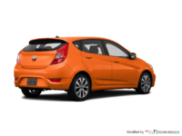 2016 Hyundai Accent 5 Doors GLS | Photo 2 | Vitamin C