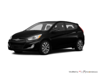 2016 Hyundai Accent 5 Doors GLS | Photo 3 | Ultra Black