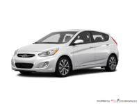 2016 Hyundai Accent 5 Doors GLS | Photo 3 | Century White