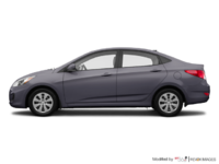 2016 Hyundai Accent Sedan LE | Photo 1 | Triathlon Grey