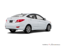2016 Hyundai Accent Sedan LE | Photo 2 | Century White