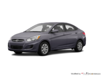 2016 Hyundai Accent Sedan LE | Photo 3 | Triathlon Grey